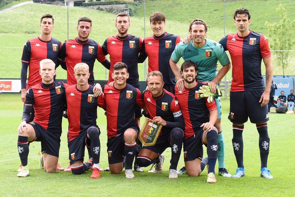 Genoa 2021-2022