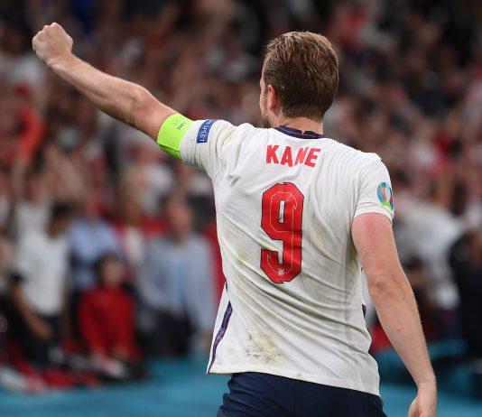 Kane Inghilterra