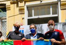 Thorsby Masiello Toti Genoa Sampdoria