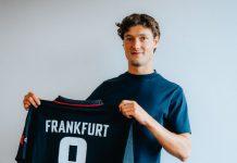 Lammers Eintracht Francoforte