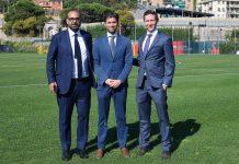 Blazquez, Wander e Arciniegas Genoa 777 Partners