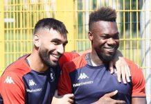 Fares Caicedo Genoa