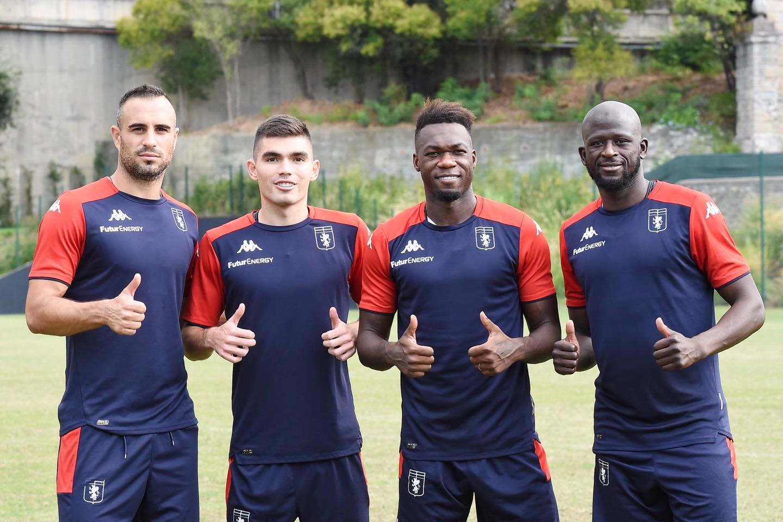 Genoa Maksimovic Vasquez Caicedo Touré