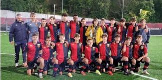 Genoa Under 14 Cipani