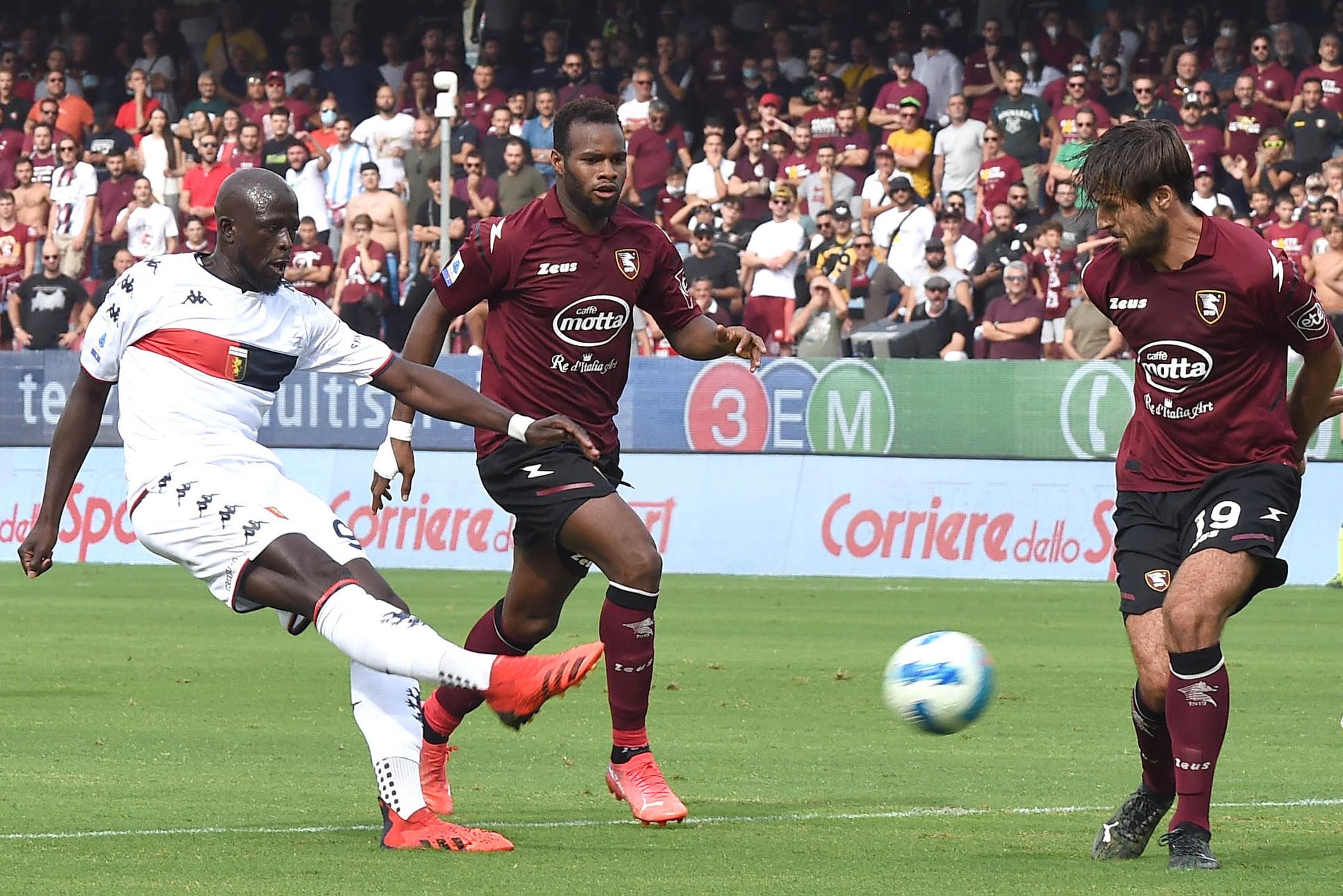Touré Genoa